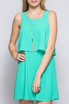 Shoptiques Product: Double Layer Tank Dress
