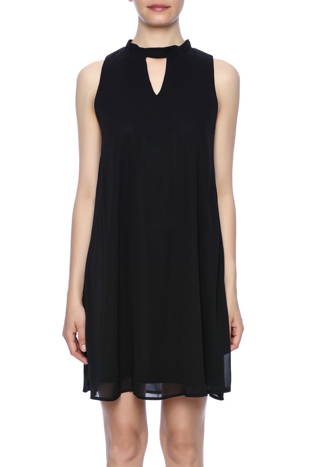 She + Sky Every Occasion Dress - Side Cropped Image