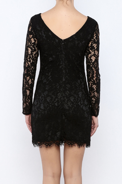 Shoptiques Product: Fitted Lace Dress