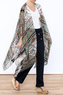 Shoptiques Product: Timeless Floral Duster