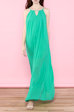 Shoptiques Product: Green Maxi Dress