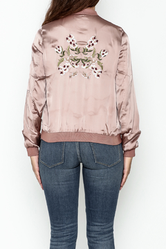 She + Sky Mila Bomber Jacket - Alternate List Image