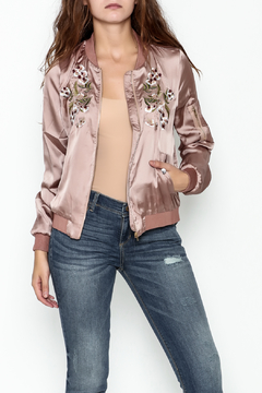 She + Sky Mila Bomber Jacket - Product List Image