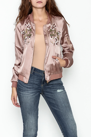 She + Sky Mila Bomber Jacket - Product Mini Image