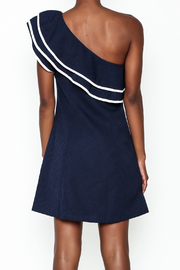 She + Sky Natalie Dress - Back cropped