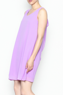 Shoptiques Product: Open Back Shift Dress