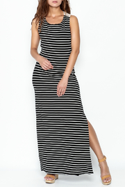 She + Sky Striped Maxi Dress - Product Mini Image