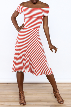 Shoptiques Product: Summer Striped Dress