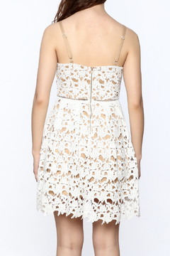 She + Sky Gabby Crochet Lace Dress - Alternate List Image