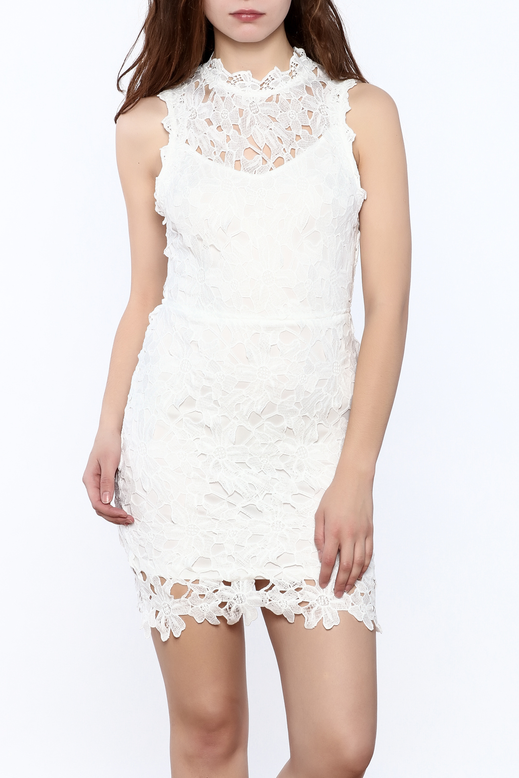 Lace dress boutique 77
