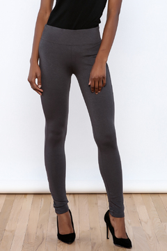 She + Sky Grey Leggings - Product List Image