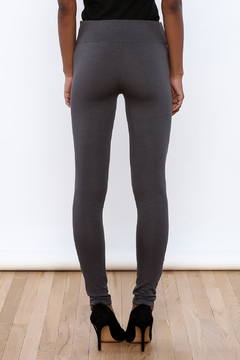 She + Sky Grey Leggings - Alternate List Image