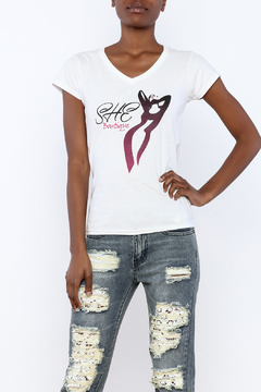 SHE Boutique She Tee - Product List Image