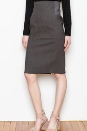 She's So Textured Pencil Skirt - Product Mini Image