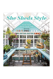 The Birds Nest SHE SHEDS STYLE: MAKE YOUR SPACE YOUR OWN - Product Mini Image