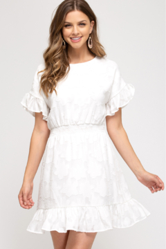 She + Sky Dress - Product List Image