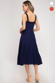 She + Sky Ahoy There Dress - Side cropped