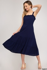 She + Sky Ahoy There Dress - Front cropped
