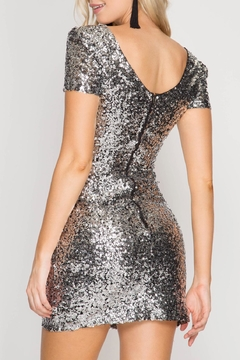She + Sky Barbara Sequin Dress - Alternate List Image