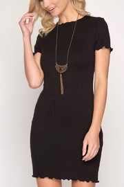 She + Sky Basic Ribbed Bodycon - Product Mini Image