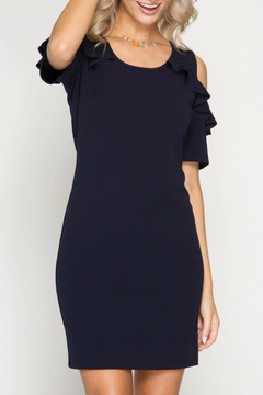 She + Sky Black Beauty Dress - Alternate List Image