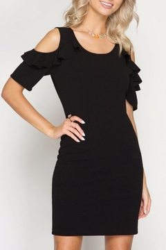 She + Sky Black Beauty Dress - Product List Image