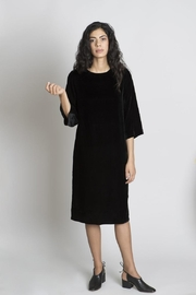 Solika Velvet Diana Dress - Product Mini Image