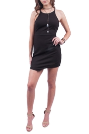 She + Sky Black Short Dress - Product Mini Image