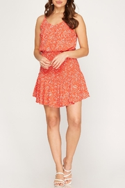 She + Sky Cabo Cami Dress - Front cropped