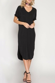 She + Sky Callie Dress - Front cropped