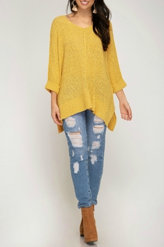 She + Sky Carrina Knit Top - Alternate List Image