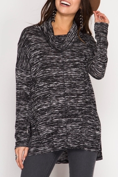 She + Sky Cowl Neck Sweater - Product List Image
