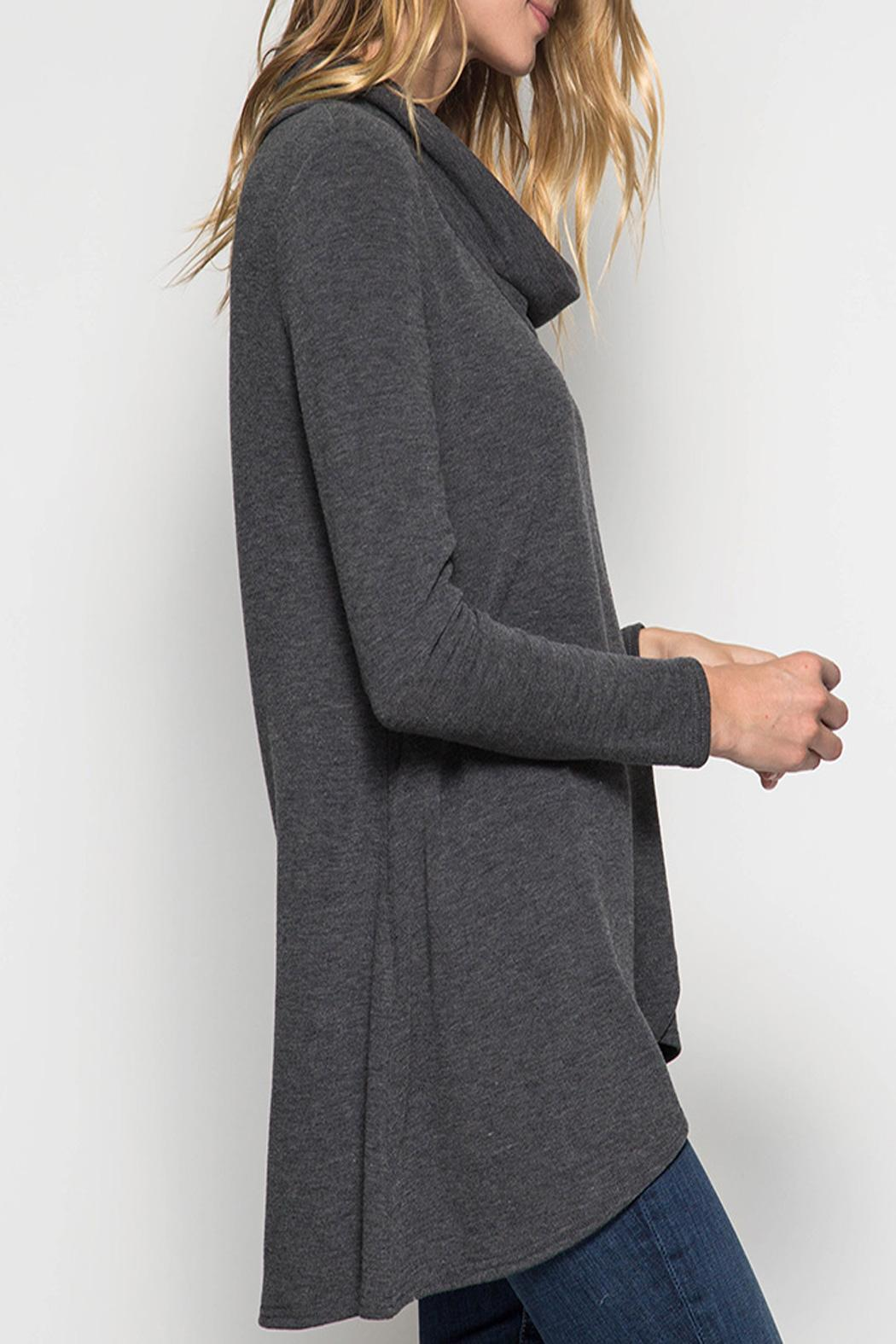 She   Sky Cowl Neck Sweater from New Jersey by Making Waves ...