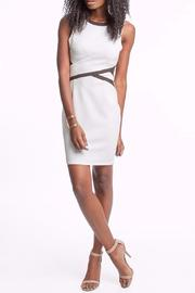 She + Sky Cutout Detailed Dress - Product Mini Image