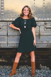 She + Sky Dare To Flare Dress - Product Mini Image