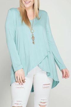 Shoptiques Product: Dusty Mint Top