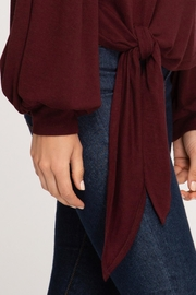 She + Sky Fauna Top Wine - Other