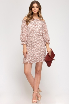 She + Sky Floral Blossoms Dress - Product List Image