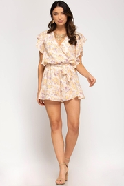 She + Sky Floral My Way - Front cropped