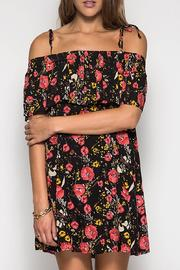 She + Sky Floral Tie Dress - Product Mini Image