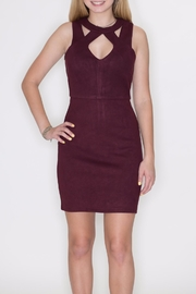 She + Sky Front Cutout Dress - Product Mini Image