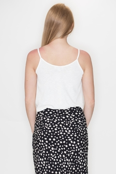 She + Sky Front Twist Top - Alternate List Image