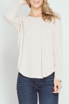 Shoptiques Product: Heathered Top