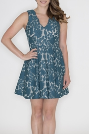 She + Sky Lace Overlay Dress - Product Mini Image