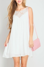 She + Sky Lacey Summer Dress - Product Mini Image