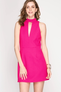 Shoptiques Product: Lexi Pink Dress