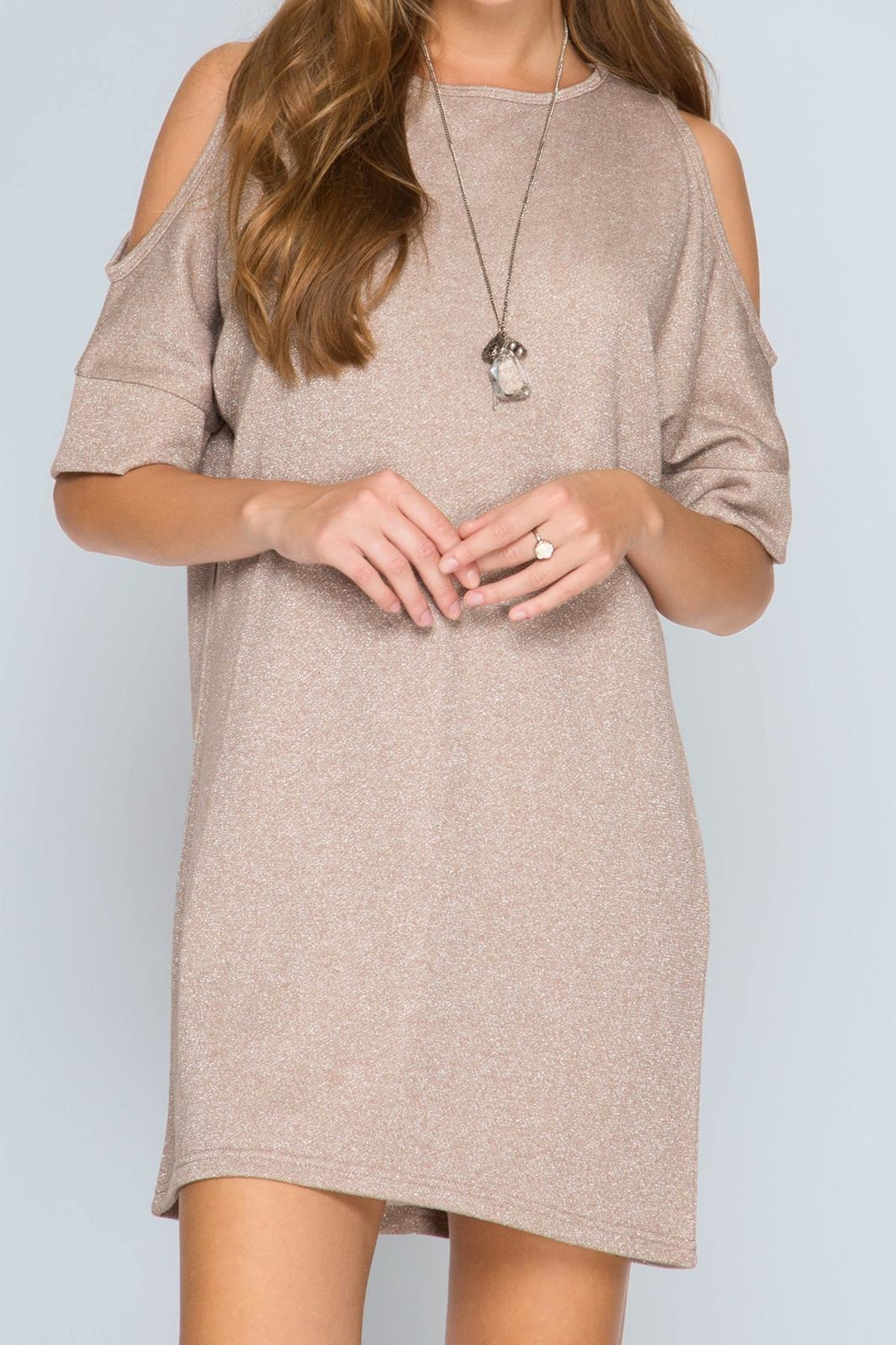 She + Sky Lexington Dress - Front Cropped Image
