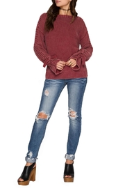 She + Sky Long Sleeve Pullover - Other