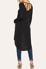 She + Sky Long Sleeve Tunic Top - Product Mini Image