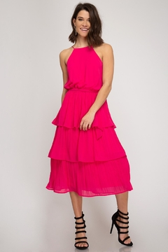 She + Sky Lovely Layers Dress - Product List Image